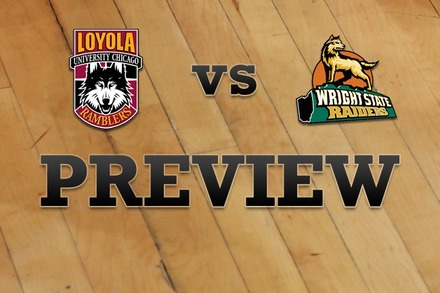Loyola (IL) vs. Wright State: Full Game Preview