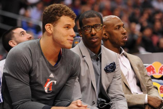 Clippers Still Look Average Without Paul