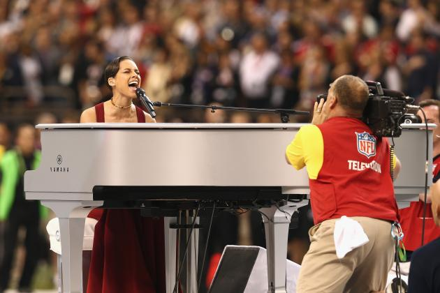 Super Bowl National Anthem 2013: Grading Alicia Keys' Performance
