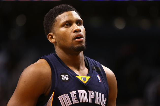 NBA Trade Analysis: Why Memphis Grizzlies Are Major Losers of Rudy Gay Trade