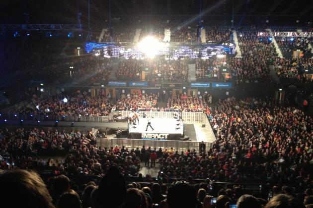 TNA Road to Lockdown Tour: Impressions on the TNA UK Tour
