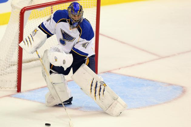 Halak Placed on IR; Allen Recalled