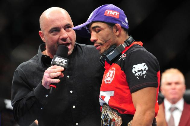 UFC 156: Potential Opponents for Jose Aldo After Beating Frankie Edgar