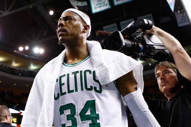 Is It Time to Trade Paul Pierce?