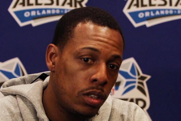 Paul Pierce Wants Billy Hunter Gone from Players Union