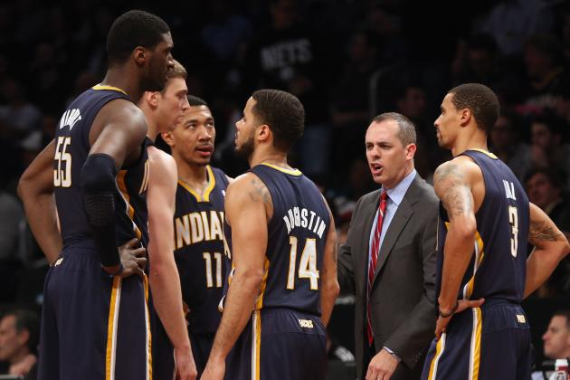 Starting Monday, Pacers Begin NBA's Only 3-Games in 3-Nights Stretch