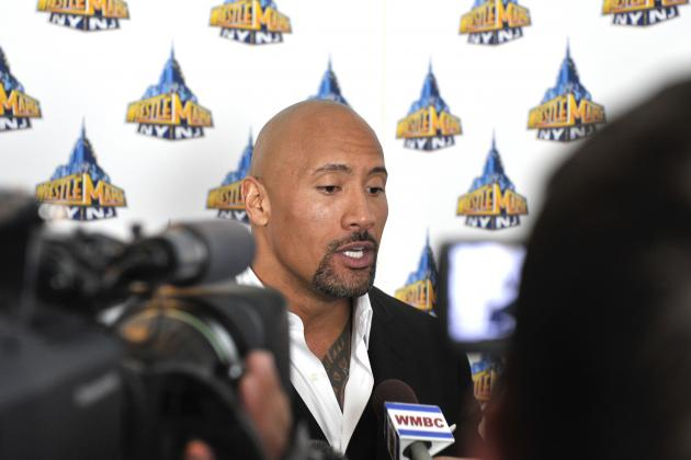 Report: WWE Locker Room Still Resentful of The Rock