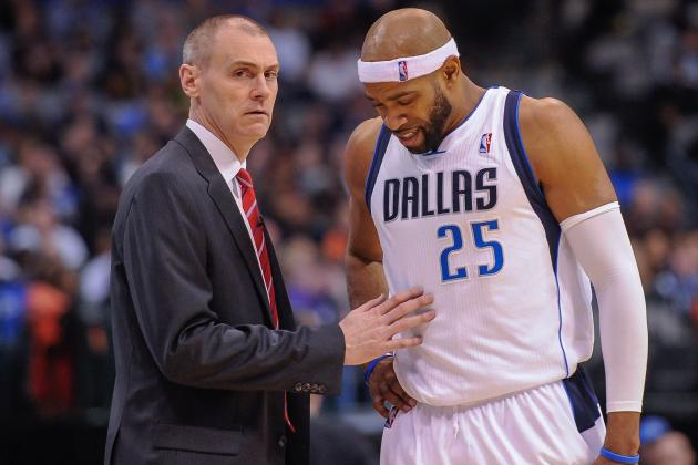 Rick Carlisle Hoping Third Time's the Charm Against Oklahoma City Thunder