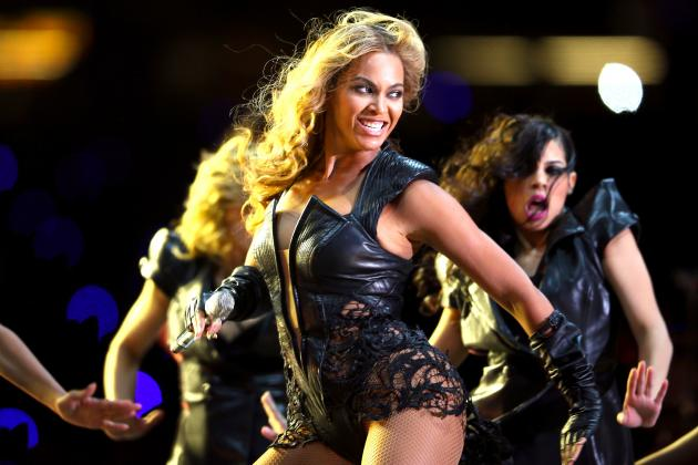 Super Bowl XLVII Halftime Show: Grade and Twitter Reaction for Beyonce