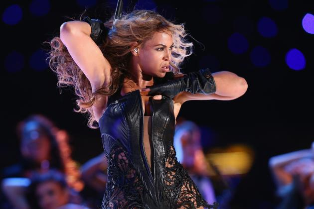 Beyonce's Crisp, Lip-Sync-Free Super Bowl Performance Should Quiet Her Haters