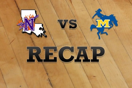 Northwestern State vs. McNeese State: Recap and Stats