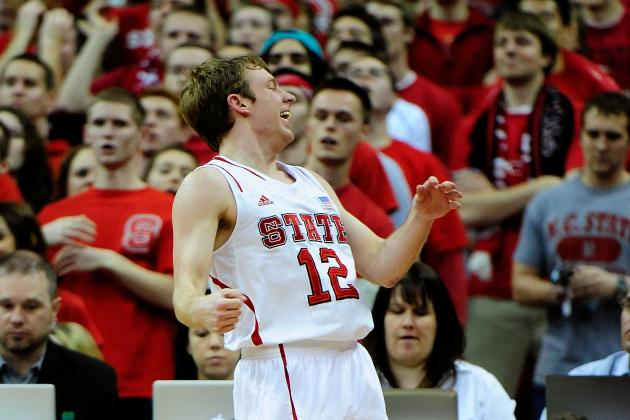 NC State's Tyler Lewis: 'I Know I Can Play at This Level'