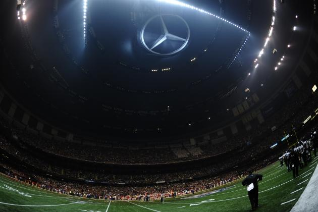 Super Bowl XLVII Blackout: Power Outage Leaves Superdome Dark