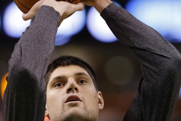 Nik Vucevic Prepares to Face His Former Team, the Philadelphia 76ers