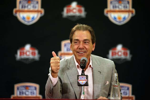 Alabama Football: Nick Saban and the Tide Place No Borders on Recruiting