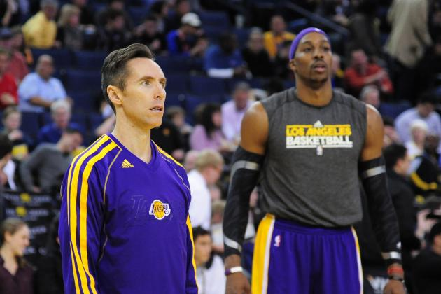 Lakers Would Regret Making Trade Before Dwight Howard and Steve Nash Find Rhythm