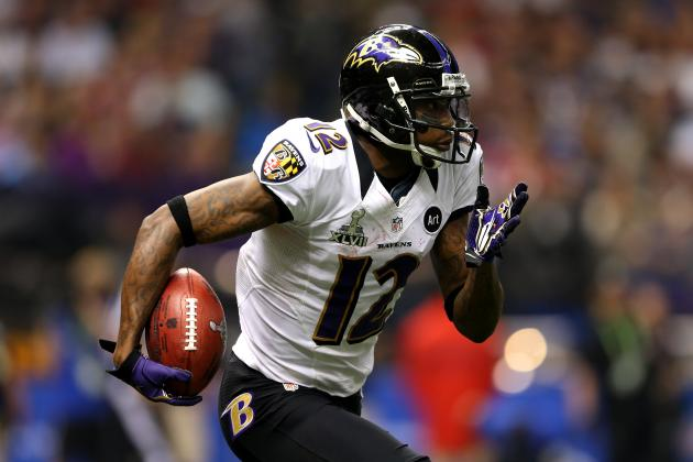 Super Bowl Prop Bets: Jacoby Jones Was Key to Popular Big Game Wagers
