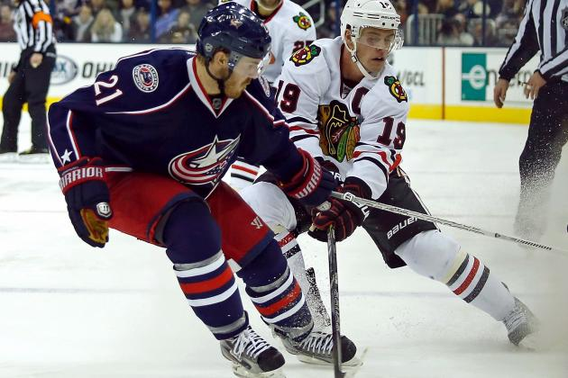 Blue Jackets' Defense Gets Thinner with Wisniewski Injury
