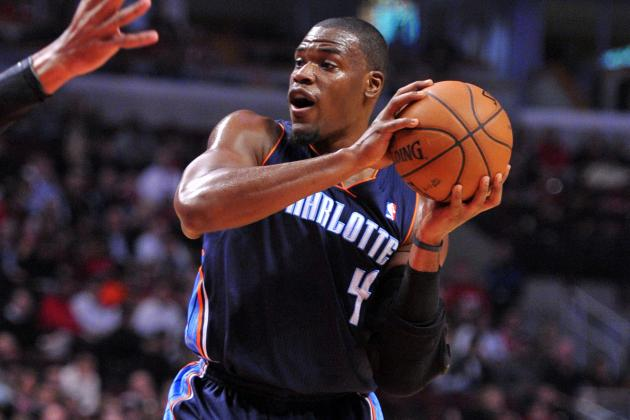 Charlotte Bobcats' Jeff Adrien Grabs His Chance, Runs with It