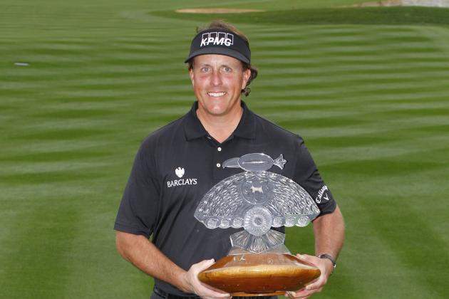 Recap of Phil Mickelson's Victory at the Waste Management Phoenix Open