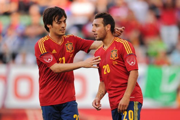 David Silva vs. Santi Cazorla: Who's Been the Better Player This Season ?
