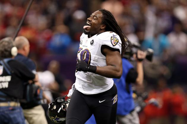 Ravens vs. 49ers: Unsung Heroes from Super Bowl XLVII Win for Baltimore