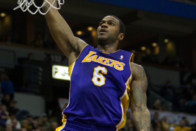Earl Clark Earns Spot And, Potentially, a Lot of Money