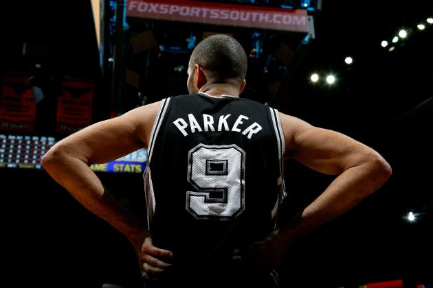 San Antonio Spurs: Making a Case for Tony Parker as MVP