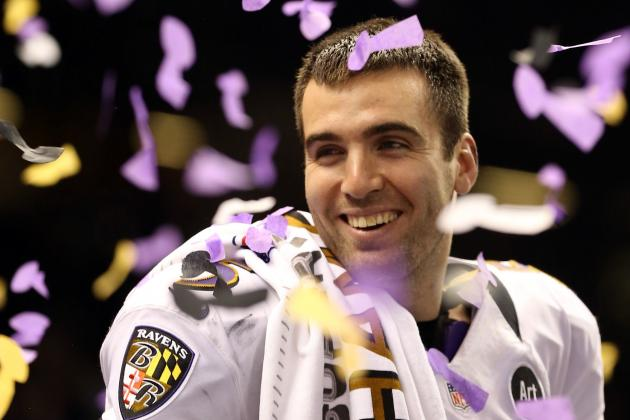 For the Ravens, the Story of Their 2012 Season Ends with a Super Bowl Win