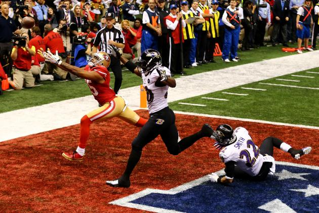 Super Bowl Officiating Proves Historically Lenient After Non-Call on Ravens