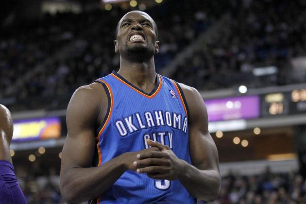Thunder Notebook: OKC Searching for Serge Ibaka's Offense