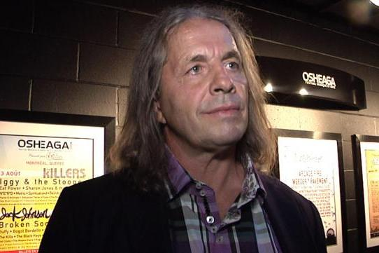 WWE's Bret 'the Hitman' Hart Ages Grumpily, Not Gracefully