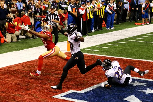 Super Bowl 2013: Referees' Blown Call Cost San Francisco 49ers a Victory