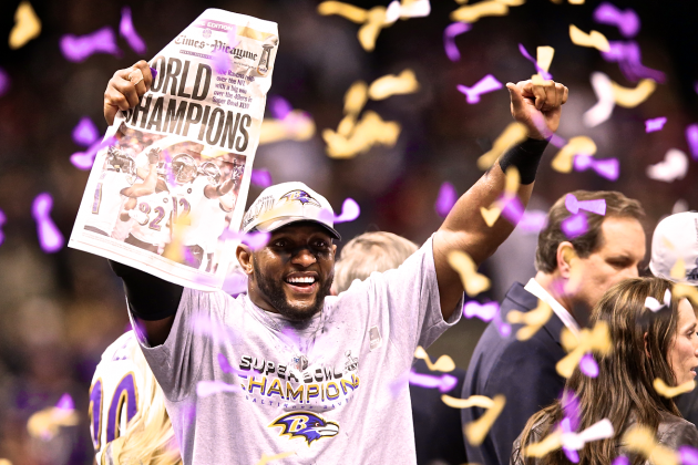 Full Timeline of Baltimore Ravens' Championship Season
