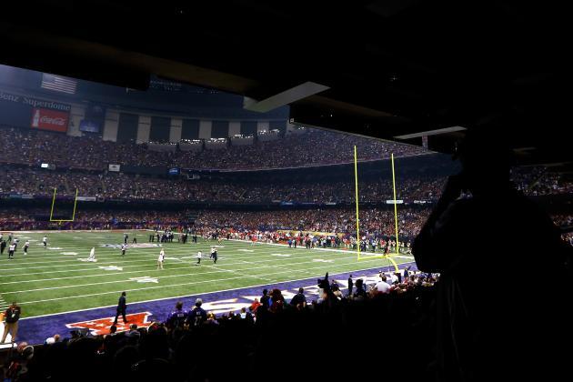 Entergy, Stadium Officials Explain What Caused the Super Bowl 2013 Blackout