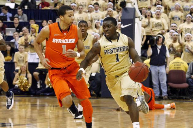 Guard Tray Woodall Evolves into Scorer After Slow Start to Pitt Career