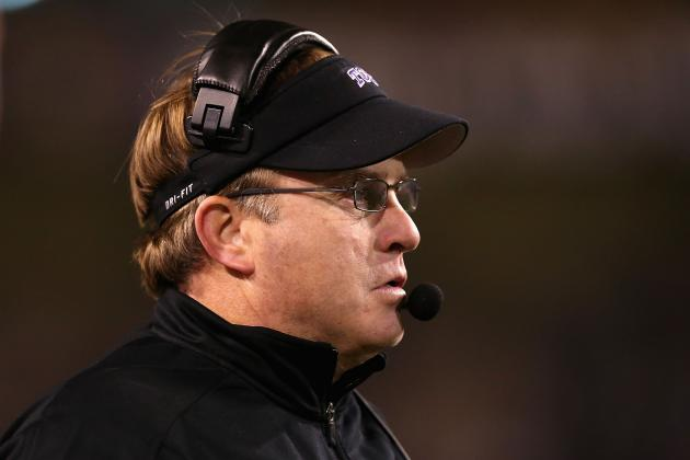 TCU's Patterson Wants to Build Fence Around Area Football Recruits