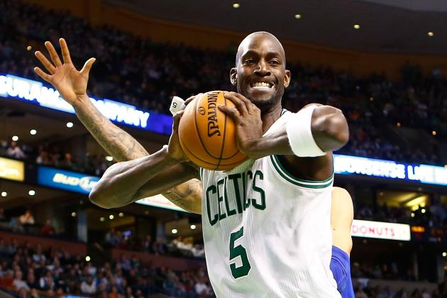 NBA Rumors: Los Angeles Clippers Would Be Smart to Trade for Kevin Garnett