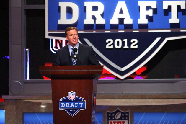 2013 NFL Draft Order: Official 1st Round Order Released