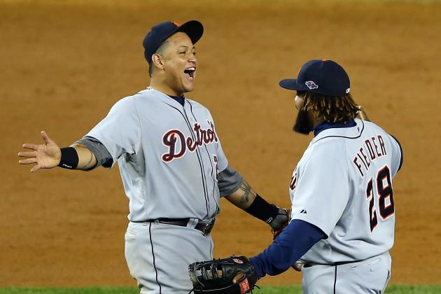 MLB Preseason Evaluation Series: 2013 Detroit Tigers