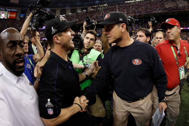 Which Harbaugh Brother Has a Better Shot of Returning to the Super Bowl in 2014?