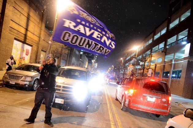Baltimore Ravens Parade 2013: Improbable Run Deserves Spectacular Celebration