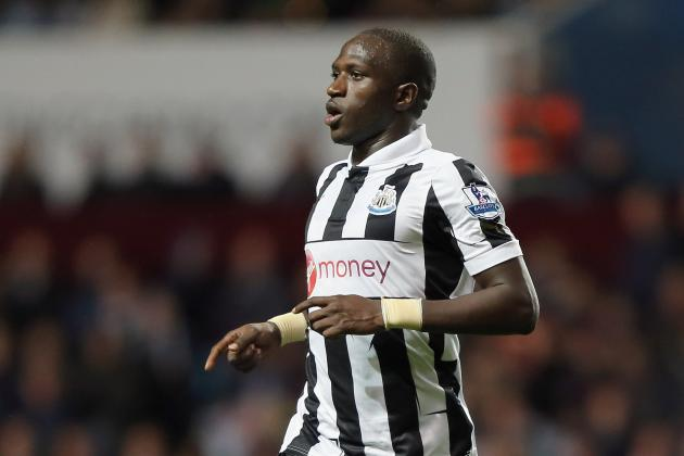 Why Newcastle's Moussa Sissoko Was the EPL Player of the Weekend