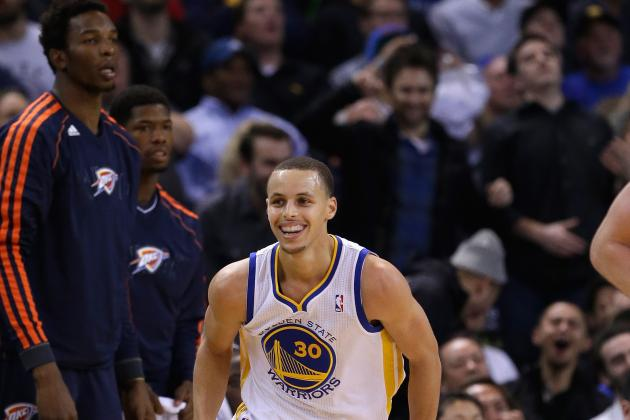 Why Golden State Warriors Can't Shut Stephen Curry Down for an Extended Rest