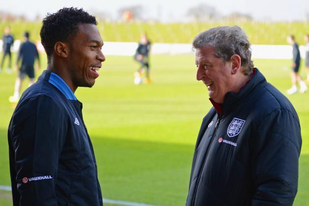 Daniel Sturridge to Miss Englands Friendly Against Brazil