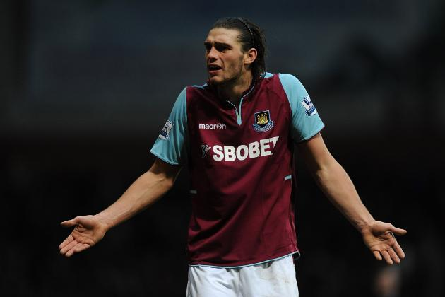 West Ham Boss Sam Allardyce Unsure on Andy Carroll's Future