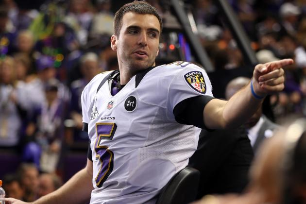"Joe Flacco May Be ""Dull,"" but He Still Drops F-Bombs When He Wins"