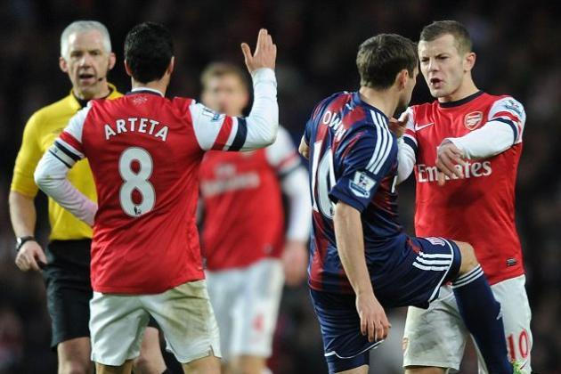 Owen Escapes Punishment from FA over Confrontation with Arteta