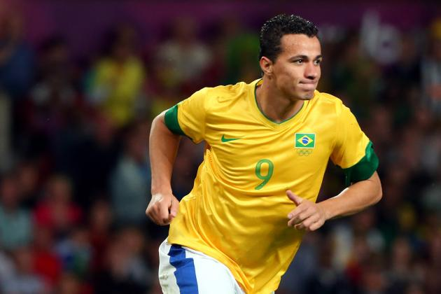 Leandro Damiao Happy to Stay at Internacional After Tottenham Interest