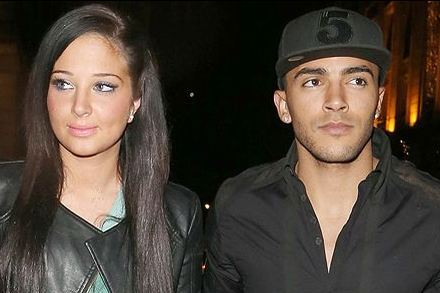 Tulisa's Football Star Boyfriend Danny Simpson Is